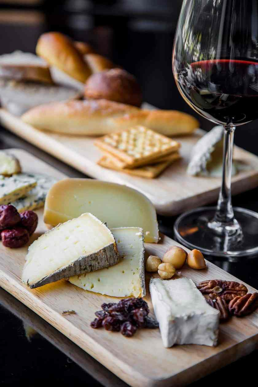 Birmingham, The Wine Loft, charcuterie, wine, cheese