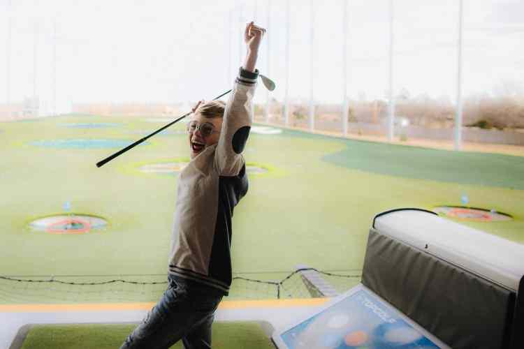 Birmingham, Topgolf Birmingham, golf
