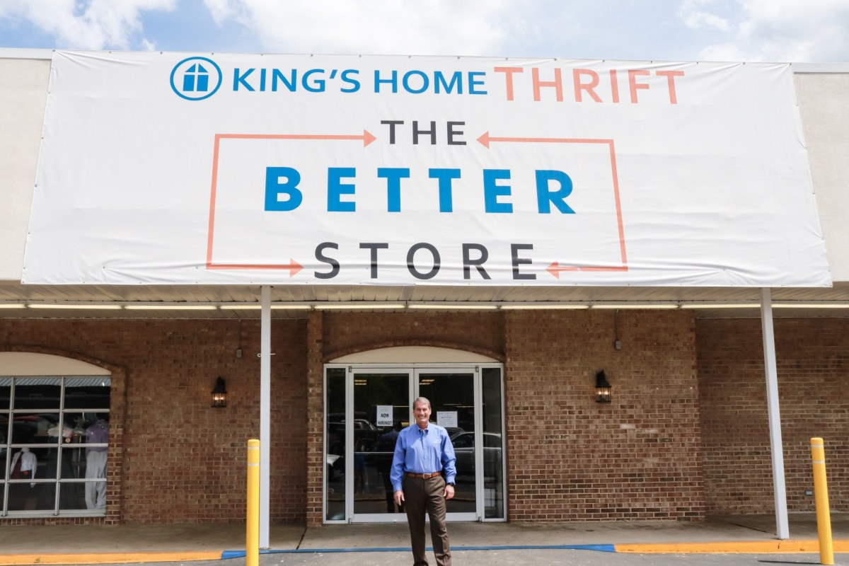 Grand Opening of King's Home Thrift Stores in and around Birmingham, May 2-4th.  25% off, free food, giveaways and more!