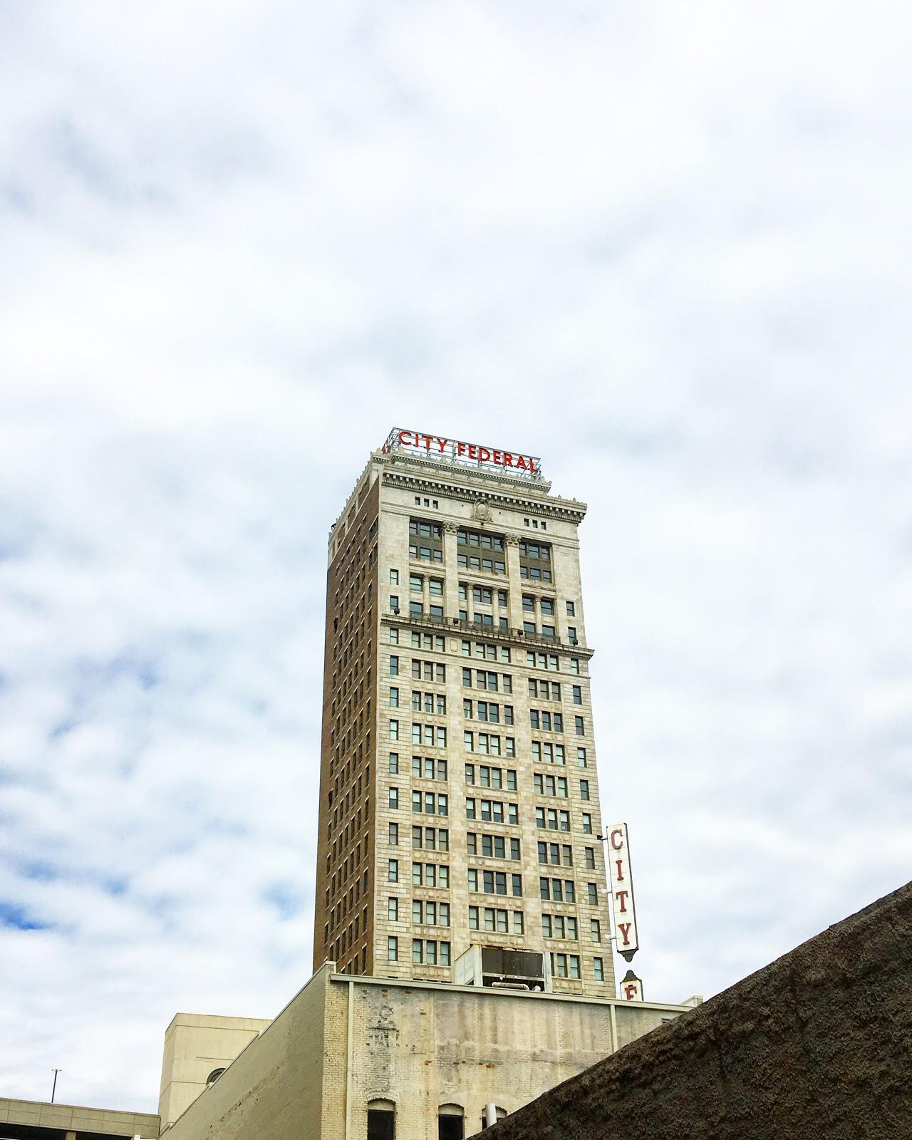 Birmingham, City Federal Building, H2 Real Estate, Downtown Loft Tours