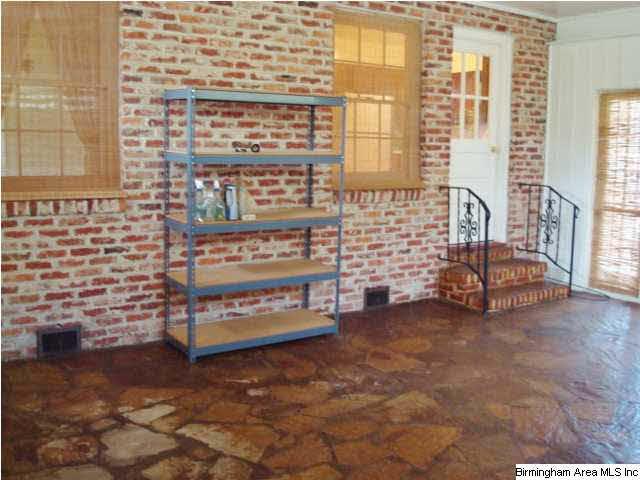 Birmingham, Alabama, Bluff Park, home makeover, house renovation, before photo