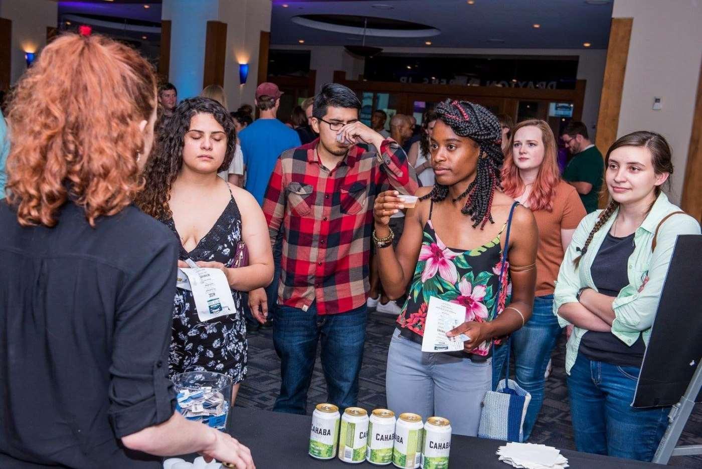 Birmingham, McWane Science Center, McWane After Dark, New Beer's Eve
