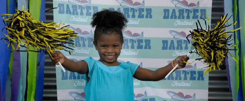 Birmingham, Southern Environmental Center, Darter Festival