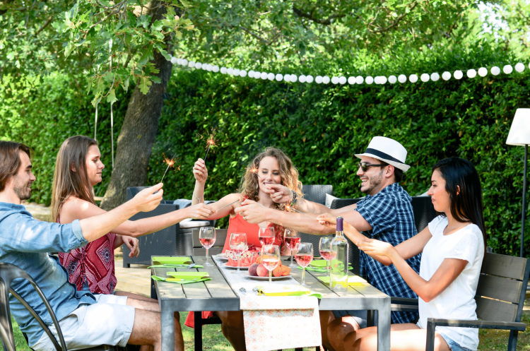 Is your backyard ready for warmer weather? Here are six ways to prepare your outdoor space for summer entertaining.