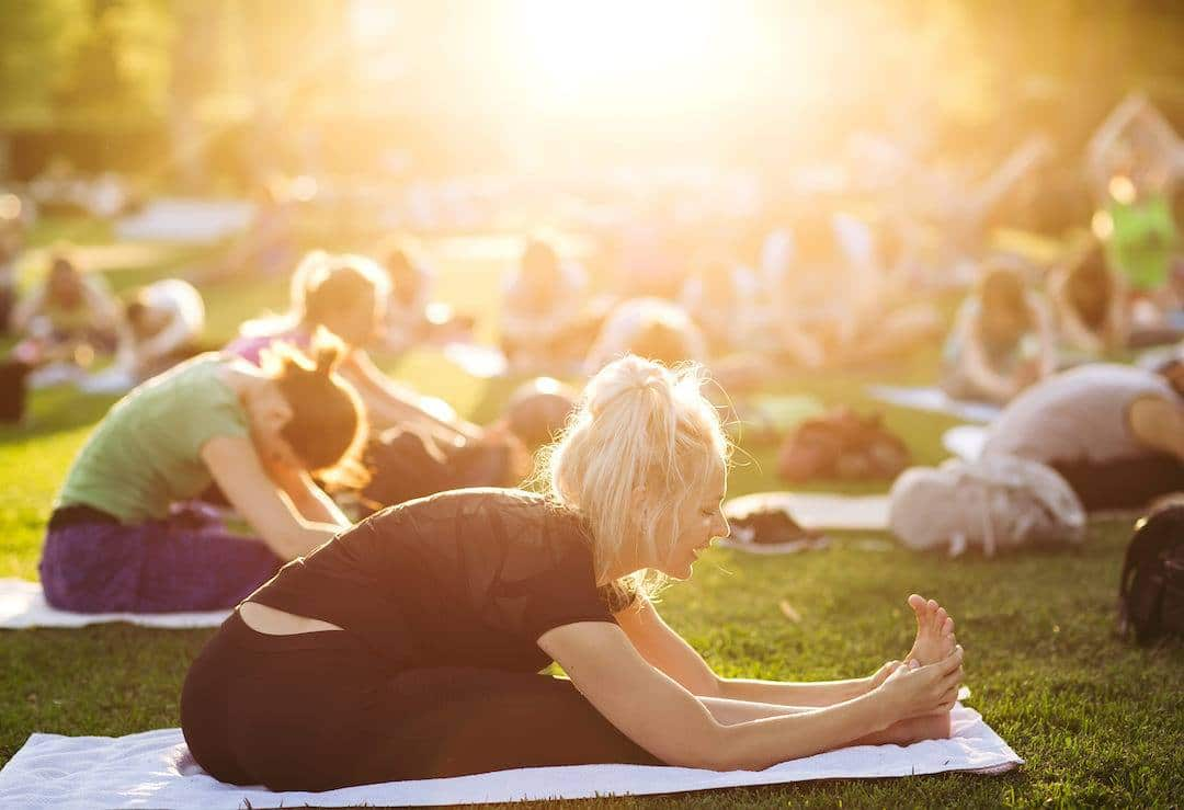 Channel your inner yogi at Shipt Yoga on the Green at Regions Tradition Sunday, May 5