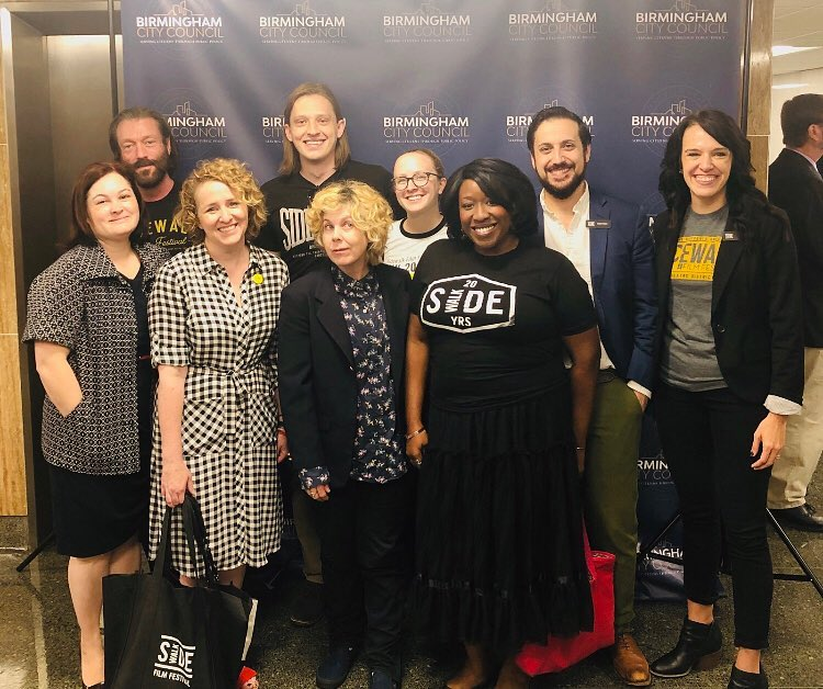 The Birmingham City Council approved $200,000 in funding Tuesday, April 23 for the Sidewalk Film Center & Cinema. (Photo via Sidewalk Film Festival)