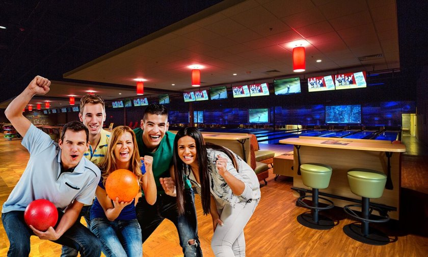 Stars and Strikes will have 24 lanes of bowling at the Hoover location. (Photo via Stars and Strikes)