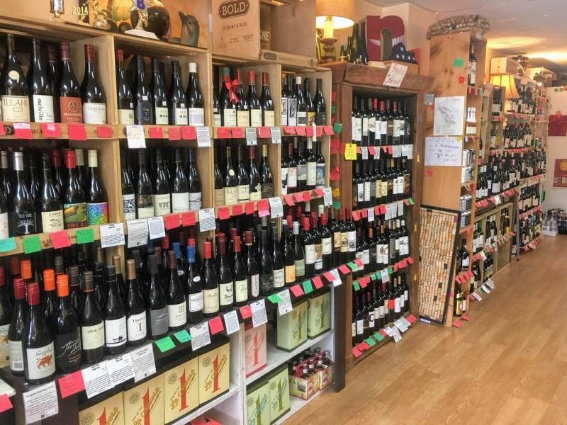 Neighborhood Hops and Vine is the local wine and beer shop in the Crestline neighborhood of Birmingham.