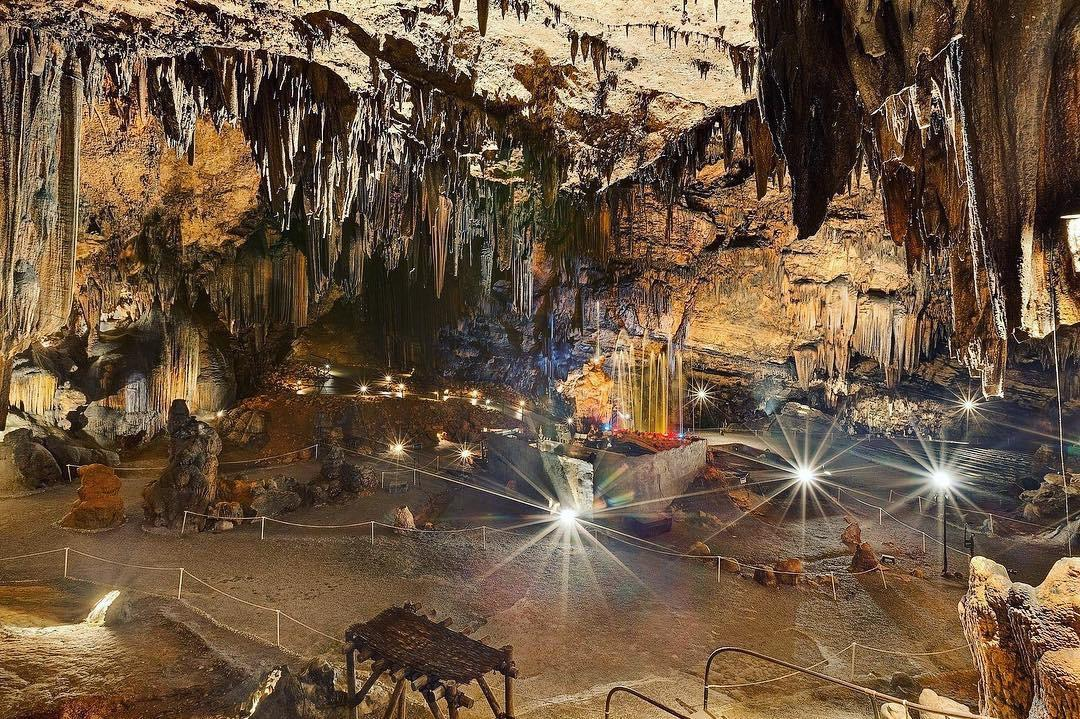 5 reasons to visit DeSoto Caverns this summer. Special deals available May–June
