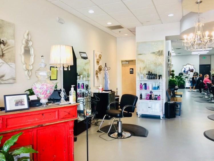 Birmingham, Trussville, Salon Blonde, salons