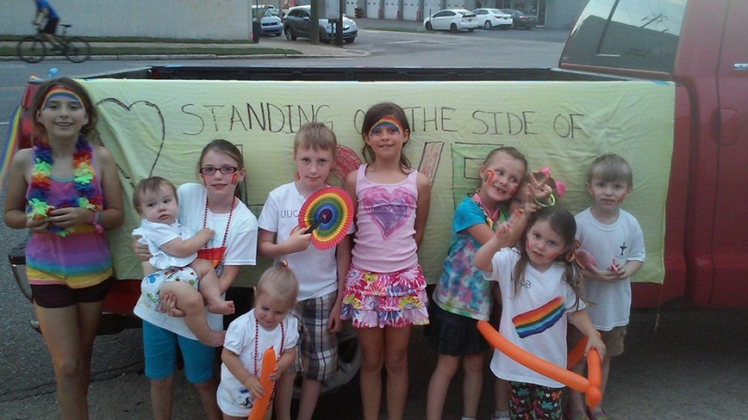 Birmingham, Unitarian Universalist Church of Birmingham, kids, camp, VBS