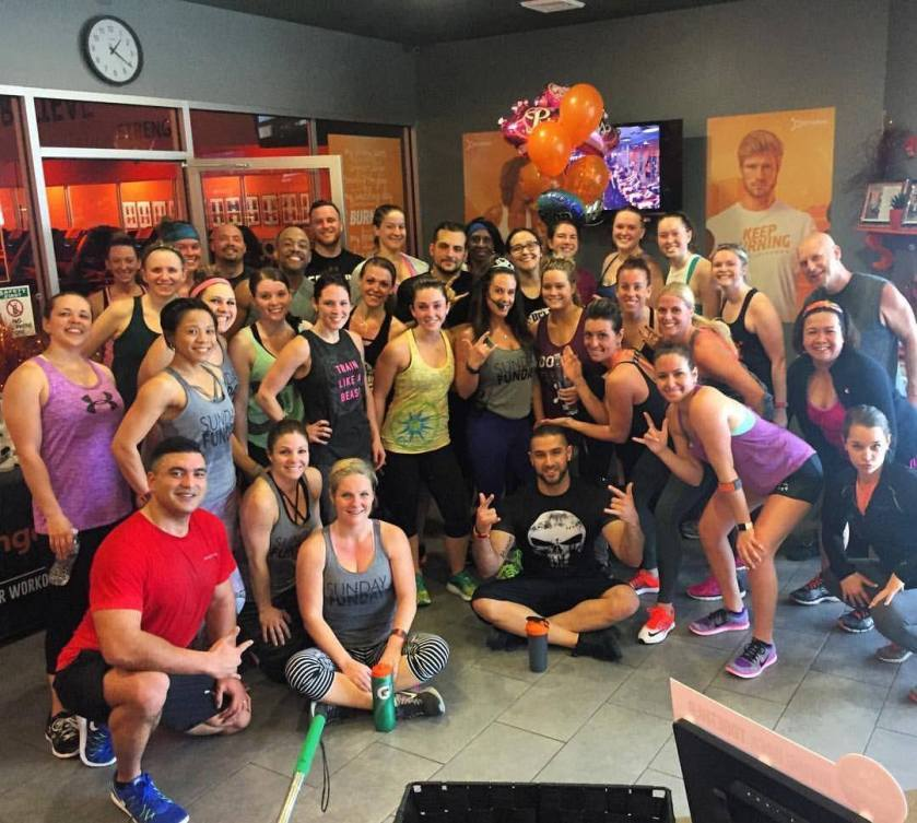 Birmingham, Trussville, Orangetheory Fitness, exercise, workout, fitness