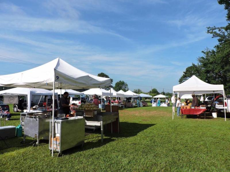 Trussville Fresh Farmers Market has food, music and fun.