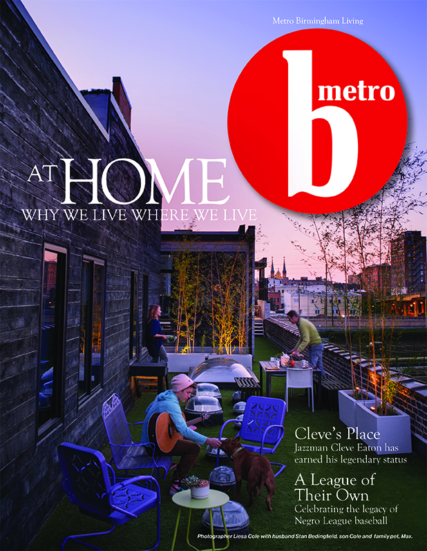 B-Metro is the quintessential coffee table magazine. Now their publisher is expanding into custom coffee table books.