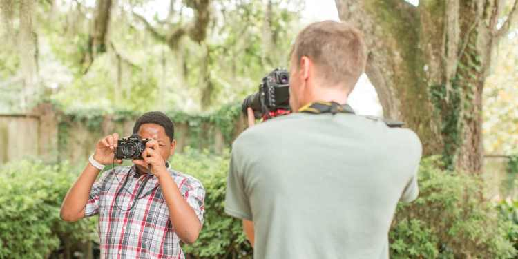 Heart Gallery Alabama takes professional photos of children in the foster care system.