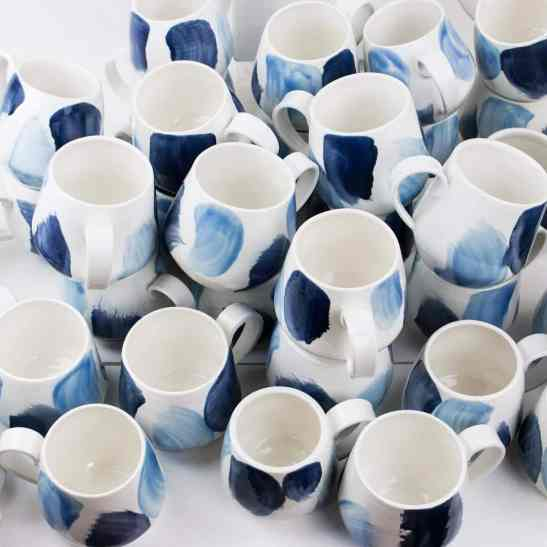 Birmingham, Susan Gordon Pottery, pottery, art, Etsy, Susan Gordon