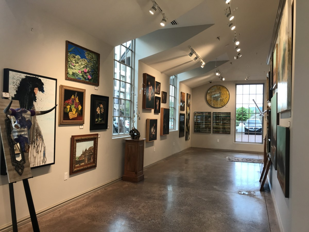 3 Birmingham galleries to check out