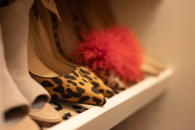 Everything has its place in this Closets by Design designer closet.