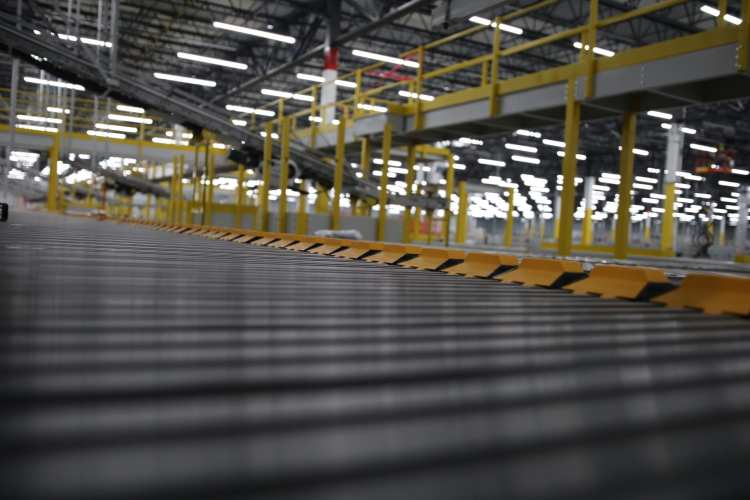 Amazon Fulfillment Center Bessemer