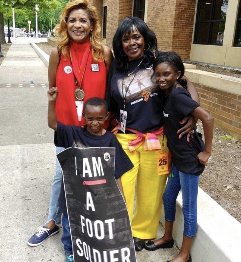 Birmingham, Birmingham Civil Rights Institute, Children's Crusade