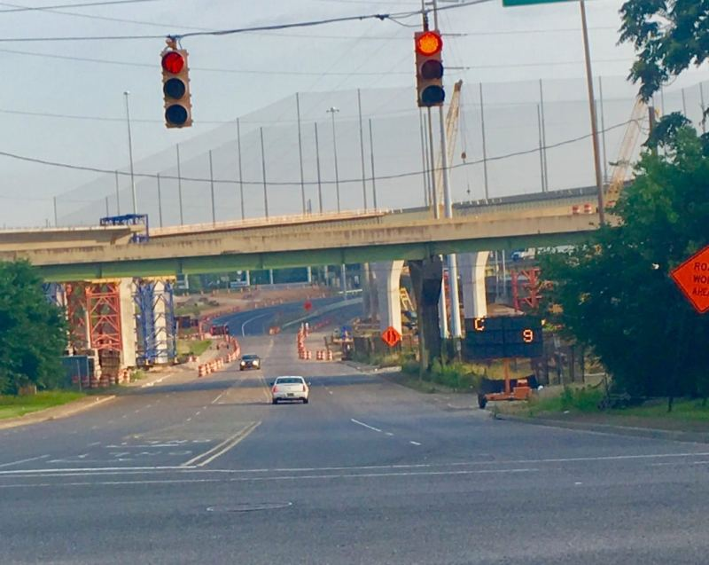 59/20 Bridge from 25th Street North
