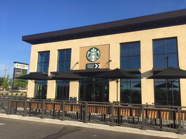 Starbucks at Crossplex