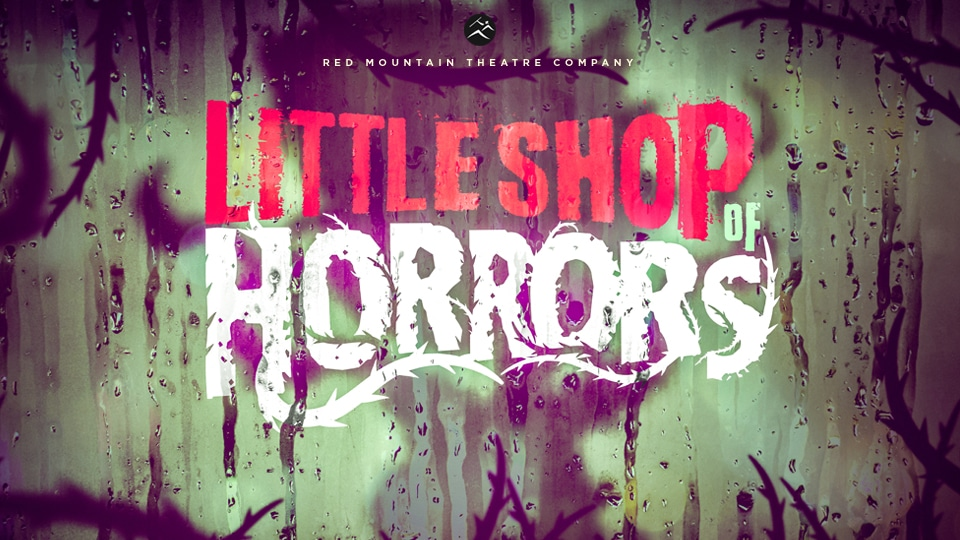 Little Shop of Horrors opens May 17 at Red Mountain Cabaret Theatre starring Birmingham's Jessica Clark.   Use code: BHam7 to save $7. Win Tickets!
