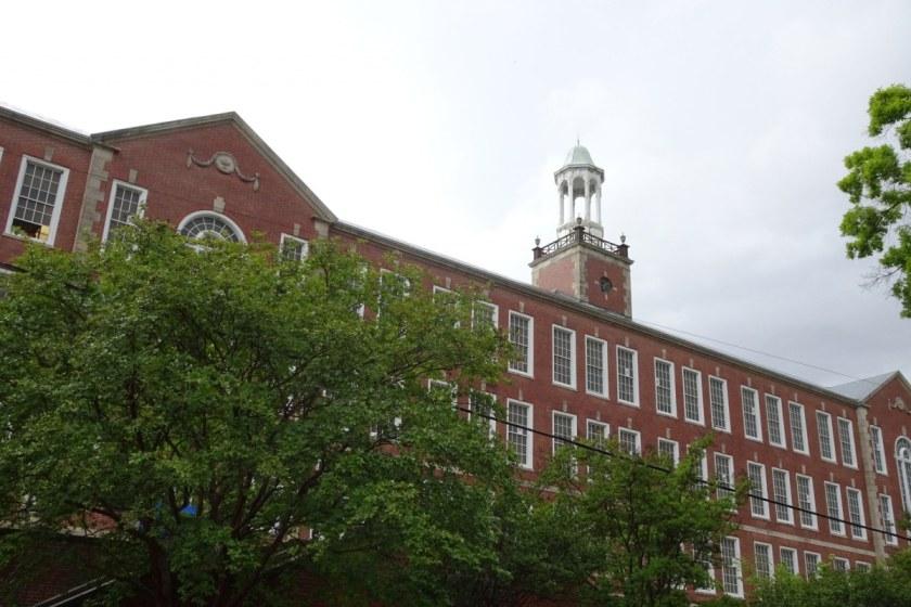 Ramsay High School in Birmingham. (Photo by Bham Now)