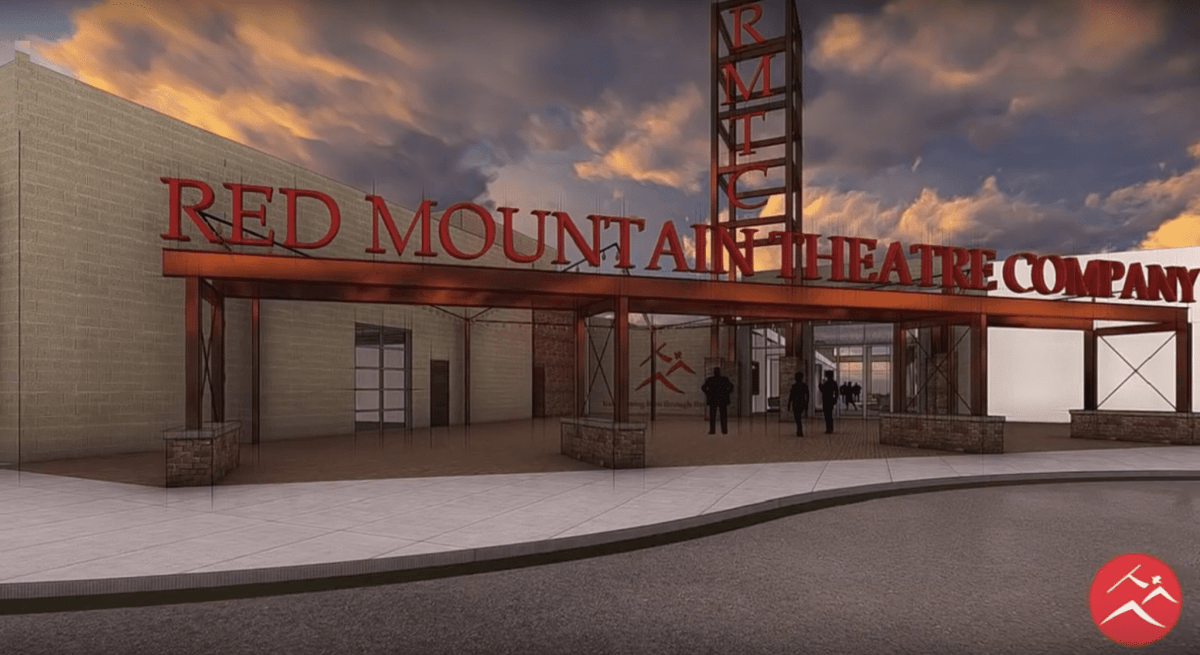 PHOTOS: Red Mountain Theatre Company to develop $25 million Arts Campus in Birmingham's Parkside District by summer of 2021