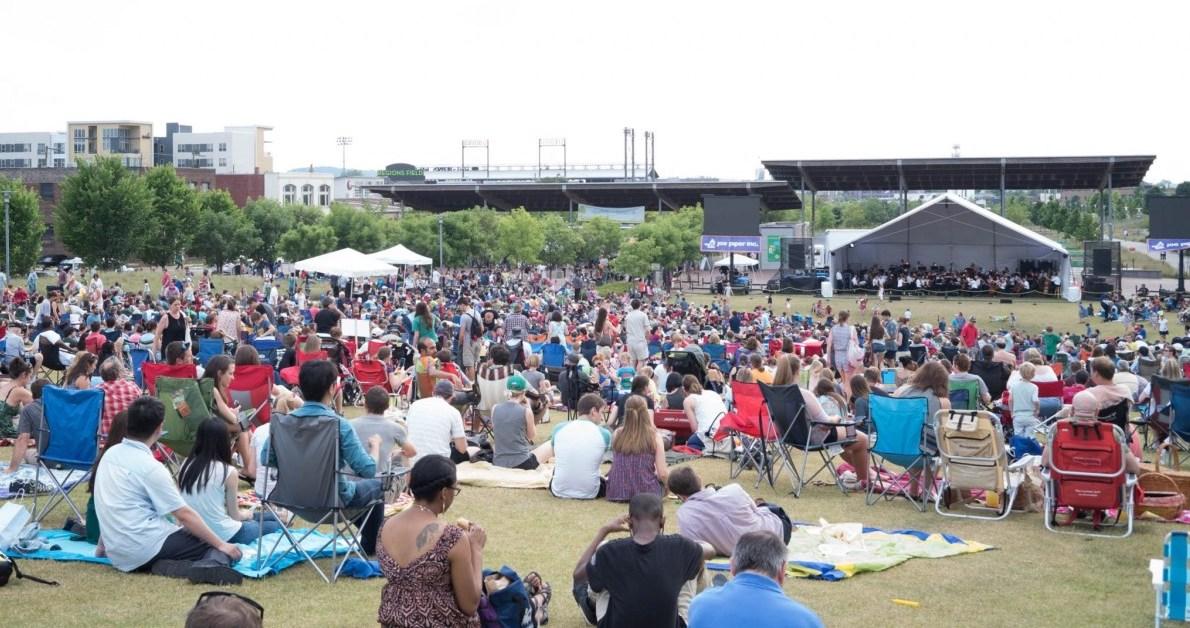 Birmingham, Alabama Symphony Orchestra, Symphony in the Summer