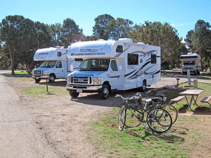 RVs aren't just for camping.