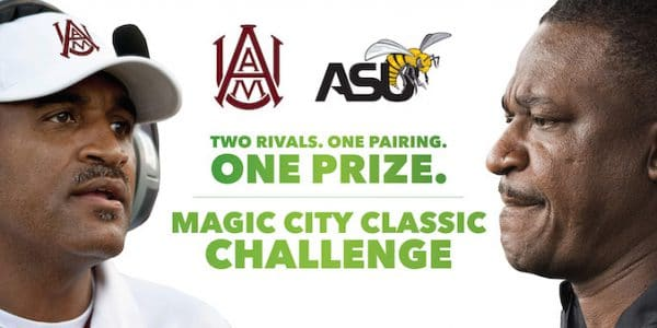 The winner of the Magic City Showdown will earn additional bragging rights to the Magic City Classic rivalry.