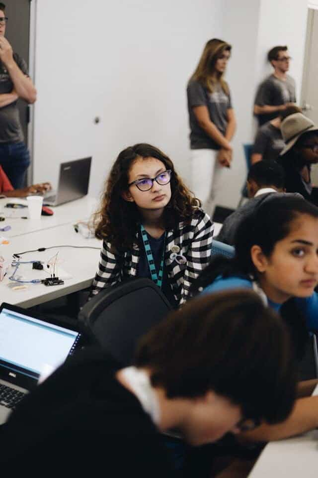 Tech Birmingham provides opportunities for women and girls to get involved in computing.