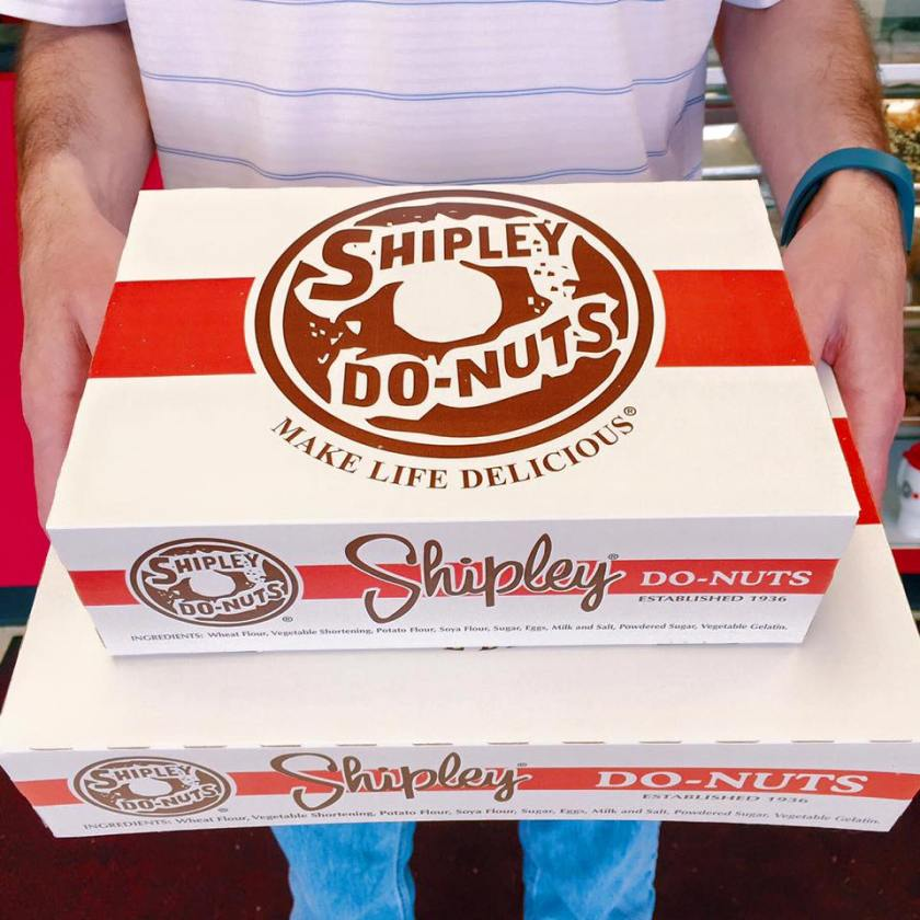 Birmingham, Shipley Do-Nuts, doughnuts, donuts, national doughnut day