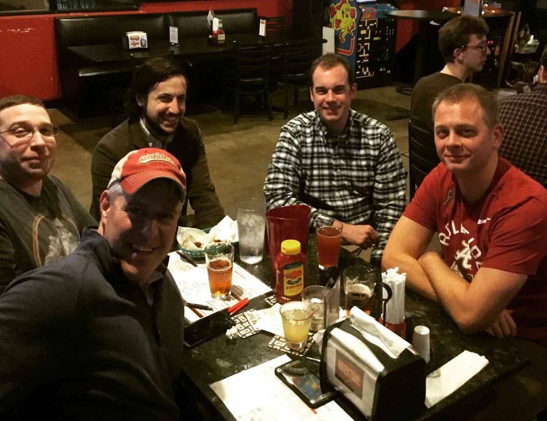 Birmingham, Overtime Grill & Bar, trivia night