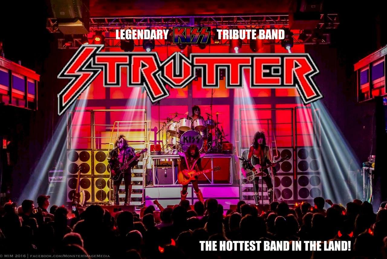 Birmingham, Iron City Bham, Iron City, Strutter: A Tribute to Kiss, music