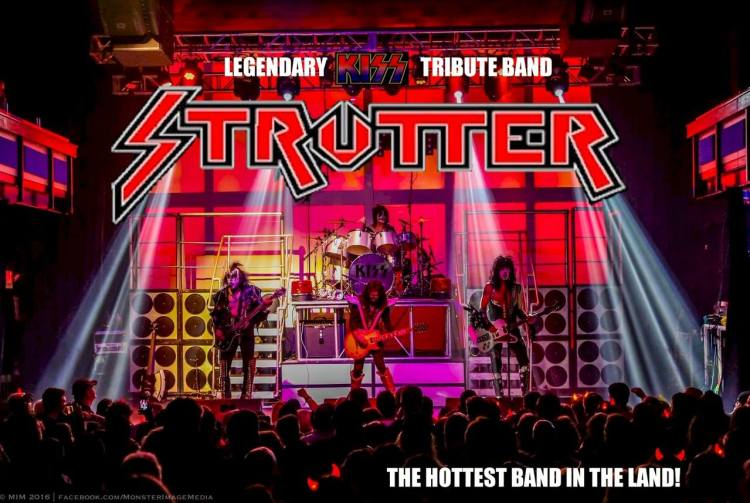 Birmingham, Iron City Bham, Iron City, Strutter: A Tribute to Kiss, music