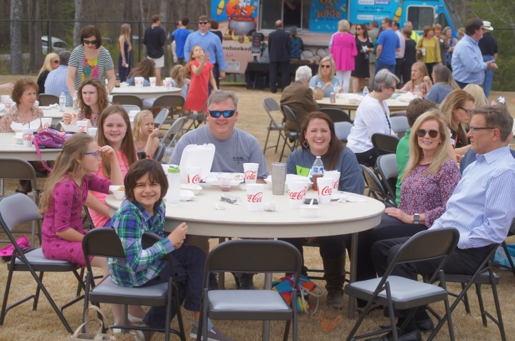 Birmingham, Asbury United Methodist Church, BBQ & Chili Cookoff