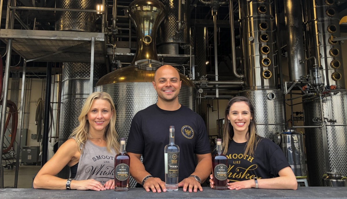 'Largest distillery in the history of Alabama' now open for tours and tastings.  A sneak peek in Birmingham's Dread River Distilling Company. PHOTOS