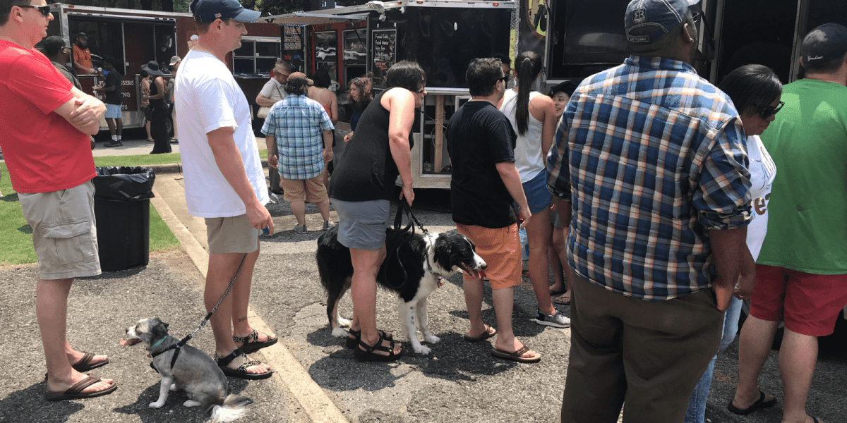 Your guide to the Funky Food Truck Festival June 15, 1-5PM, at Cahaba Brewing benefiting AIDS Alabama, plus Wednesday Goodwill Game nights in June