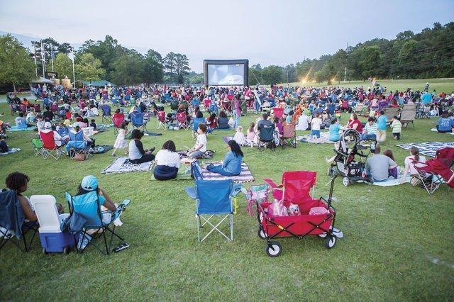 Birmingham, Free Friday Flicks, movies, summer, summer movies, veterans park, Hoover