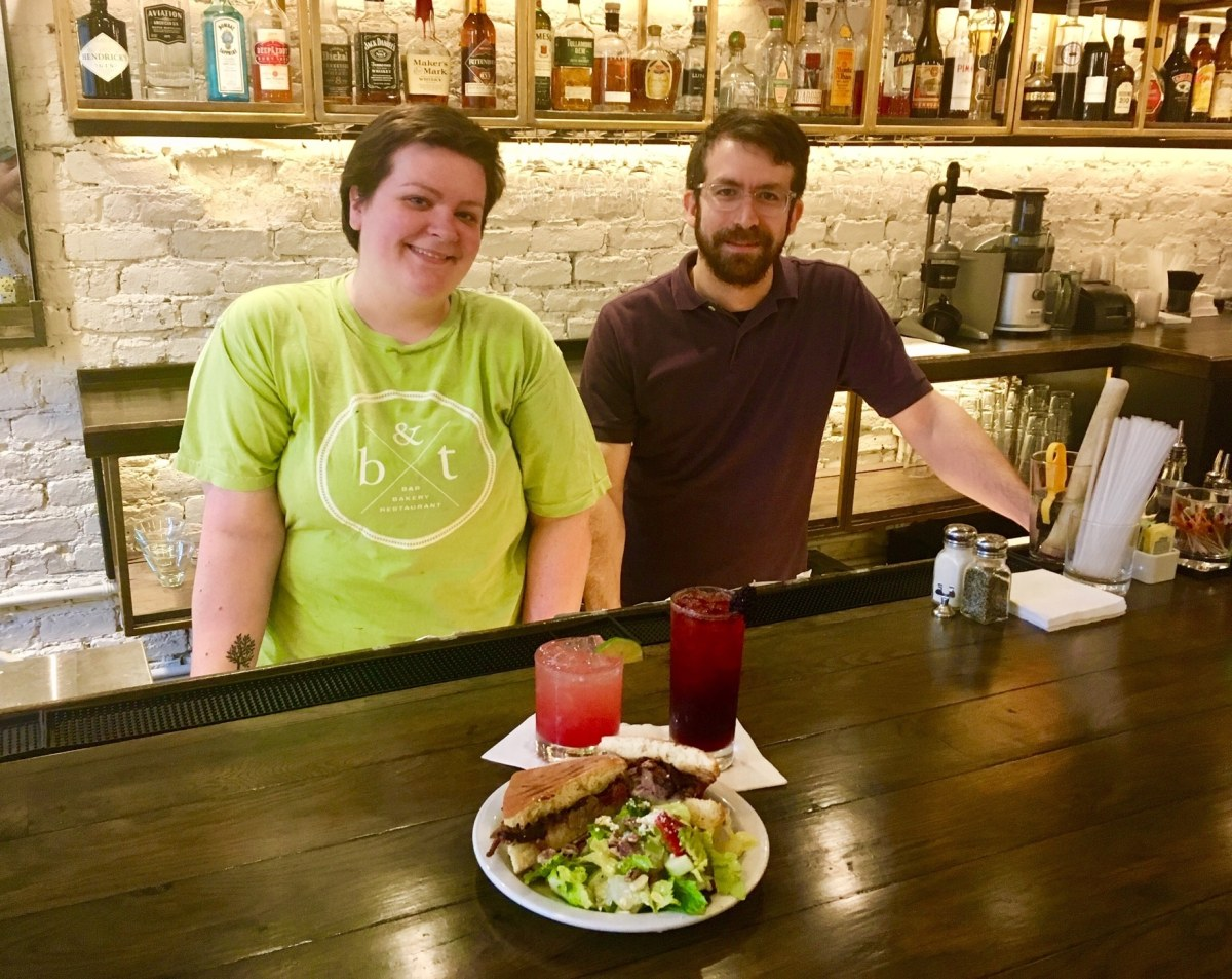 """Best sandwich in Alabama? Brick & tin's """"Brisket"""" according to Big 7 Travel (Photos)"""