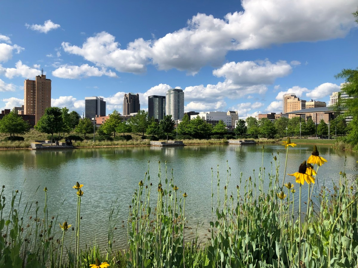 Baltimore Sun features Railroad Park as a source of inspiration for other cities