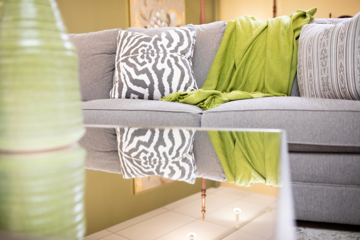 5 of summer's hottest design trends from the experts at La-Z-Boy Furniture Galleries in Birmingham
