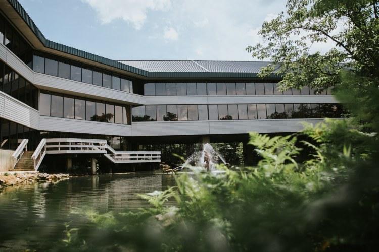 EBSCO Industries Headquarters in Birmingham, Alabama