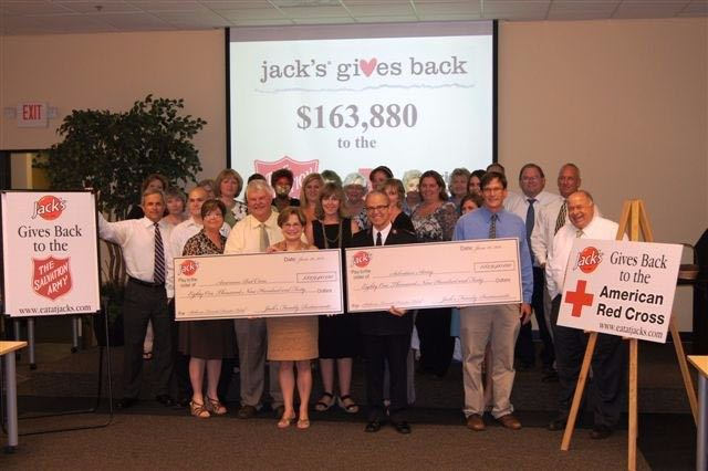 Birmingham, Jack's, Jack's Family Fund, biscuits, Circle of Hope Campaign, Kids to Love