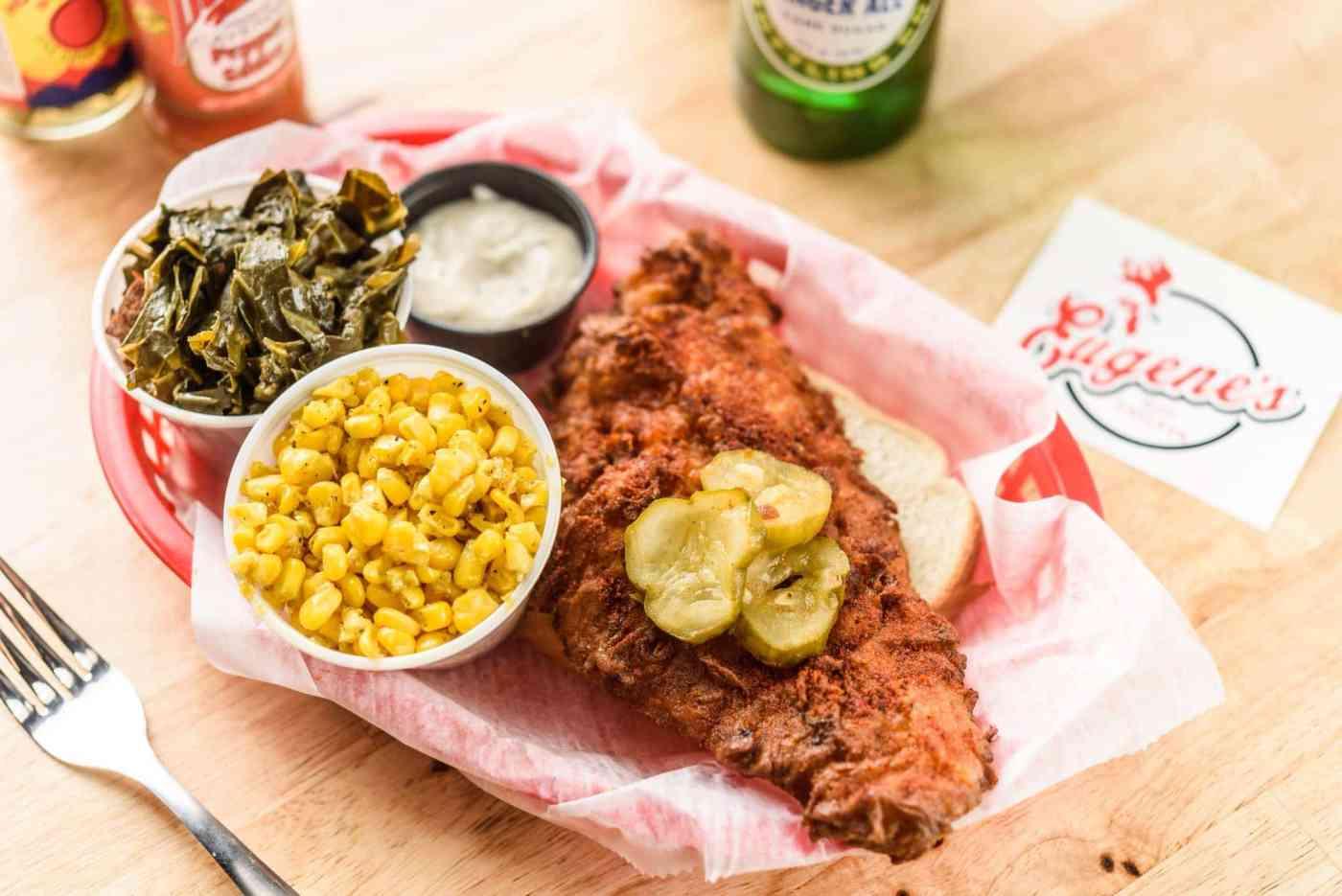 Birmingham, Eugene's Hot Chicken, Hoover
