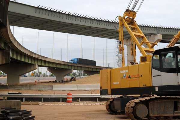 Everything can be drawn with a line and a curve, including the 59/20 bridge project.