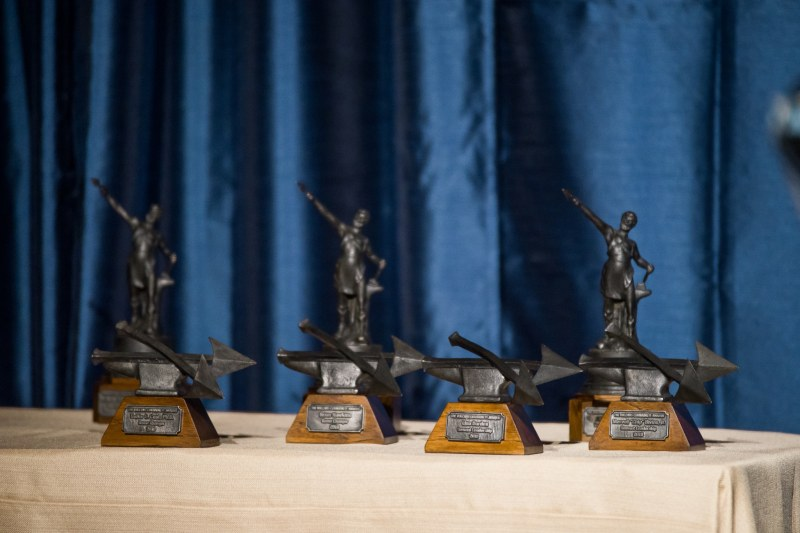 The Vulcan awards for community commitment