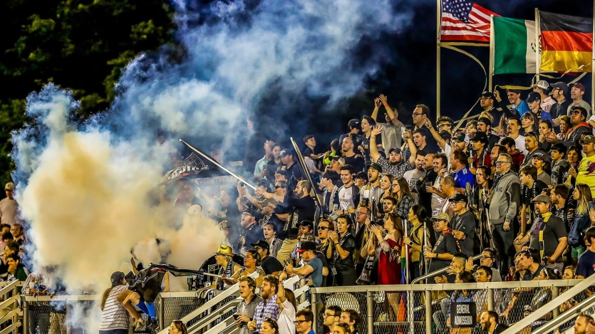Meet Magic City Brigade; Birmingham's growing 'soccer family' of Legion FC supporters. 5 things you need to know